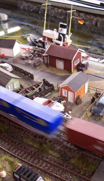 Die Bahnhofsebene – Nebenbahn